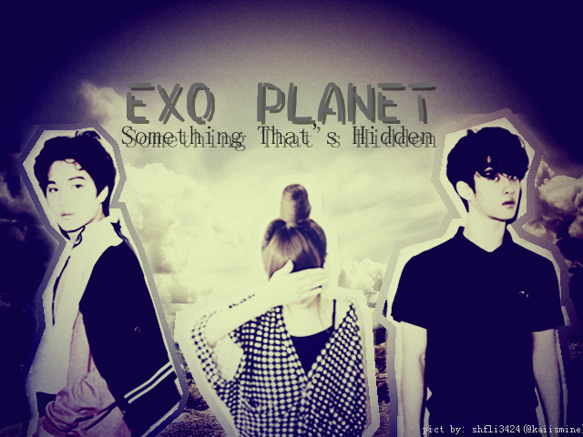 cover fanfic EXO PLANET