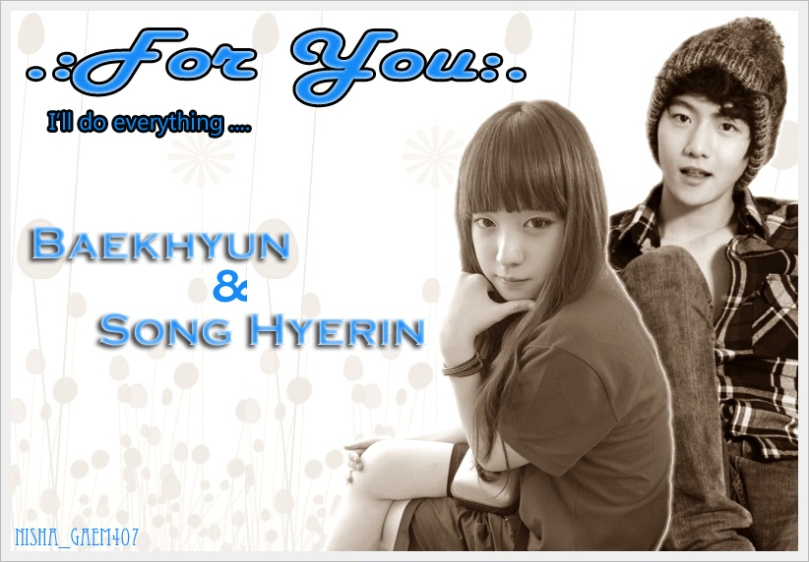 For You 1st Poster