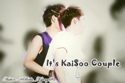 It's KaiSoo Couple | EXO Fanfiction