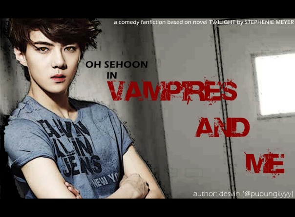 Vampires and Me -pic