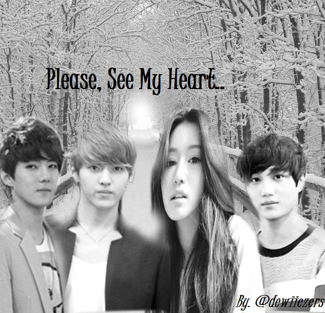 Please, See My Heart (Cover 3)