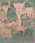 like a fire fly(poster)