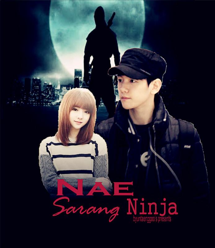 Nae Sarang Ninja poster