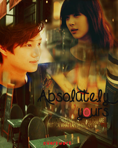 kai sulli poster ff - absolutely yours