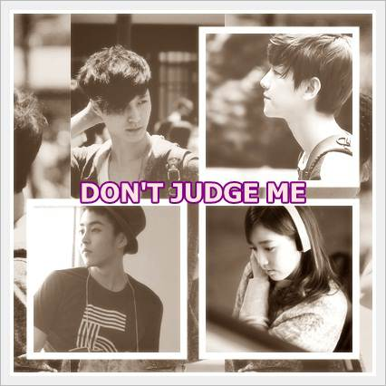 Poster 4B - Don't Judge Me 2