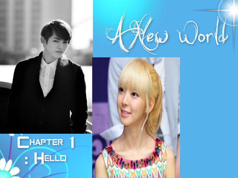 A New World chapter 1