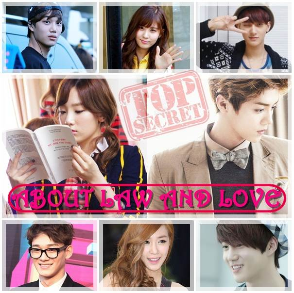 Poster - About Law and Love (2nd Case) 2