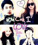 poster how can i love you