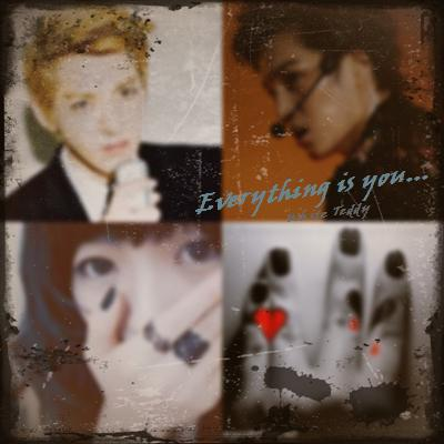 Cover everything is you