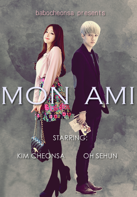 Poster-Mon Ami1