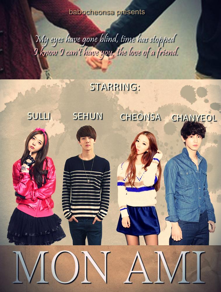 Poster-Mon Ami2