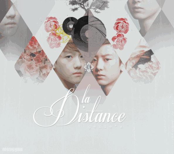 Poster - La Distance