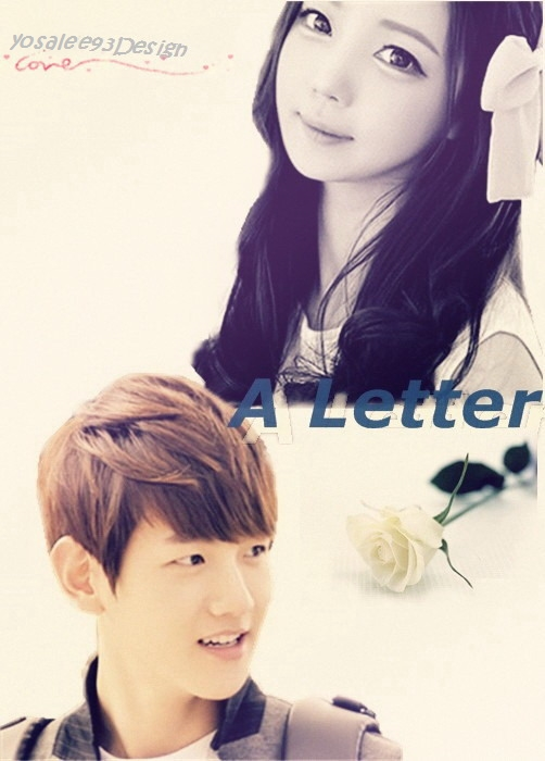 A Letter poster
