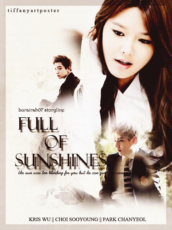 full of sunshine