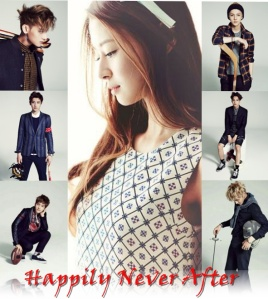 poster-happily never after
