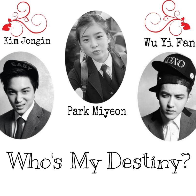 whos my destiny