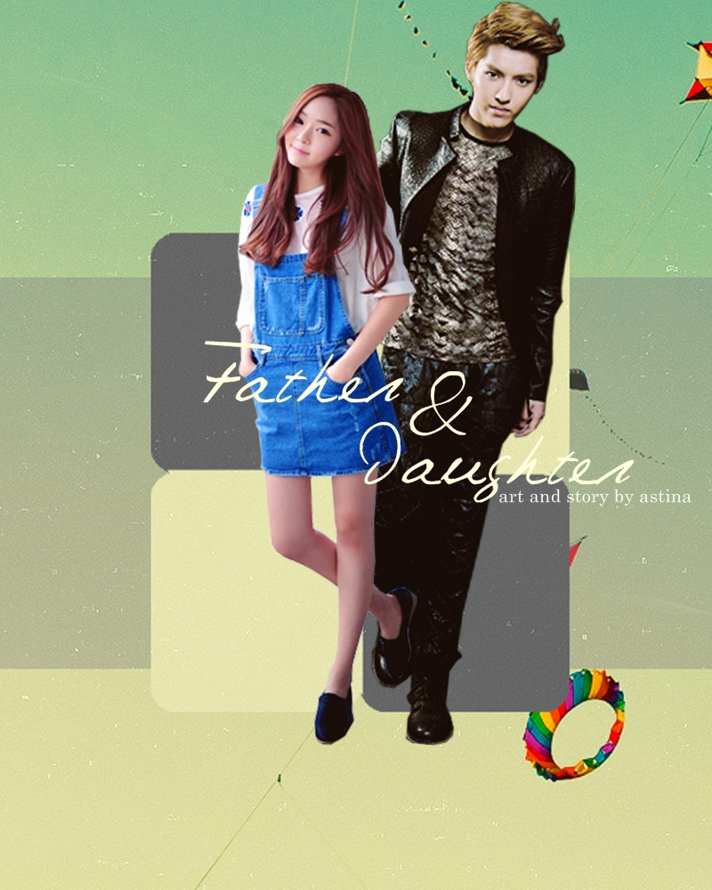 Father & Daughter Poster (2)