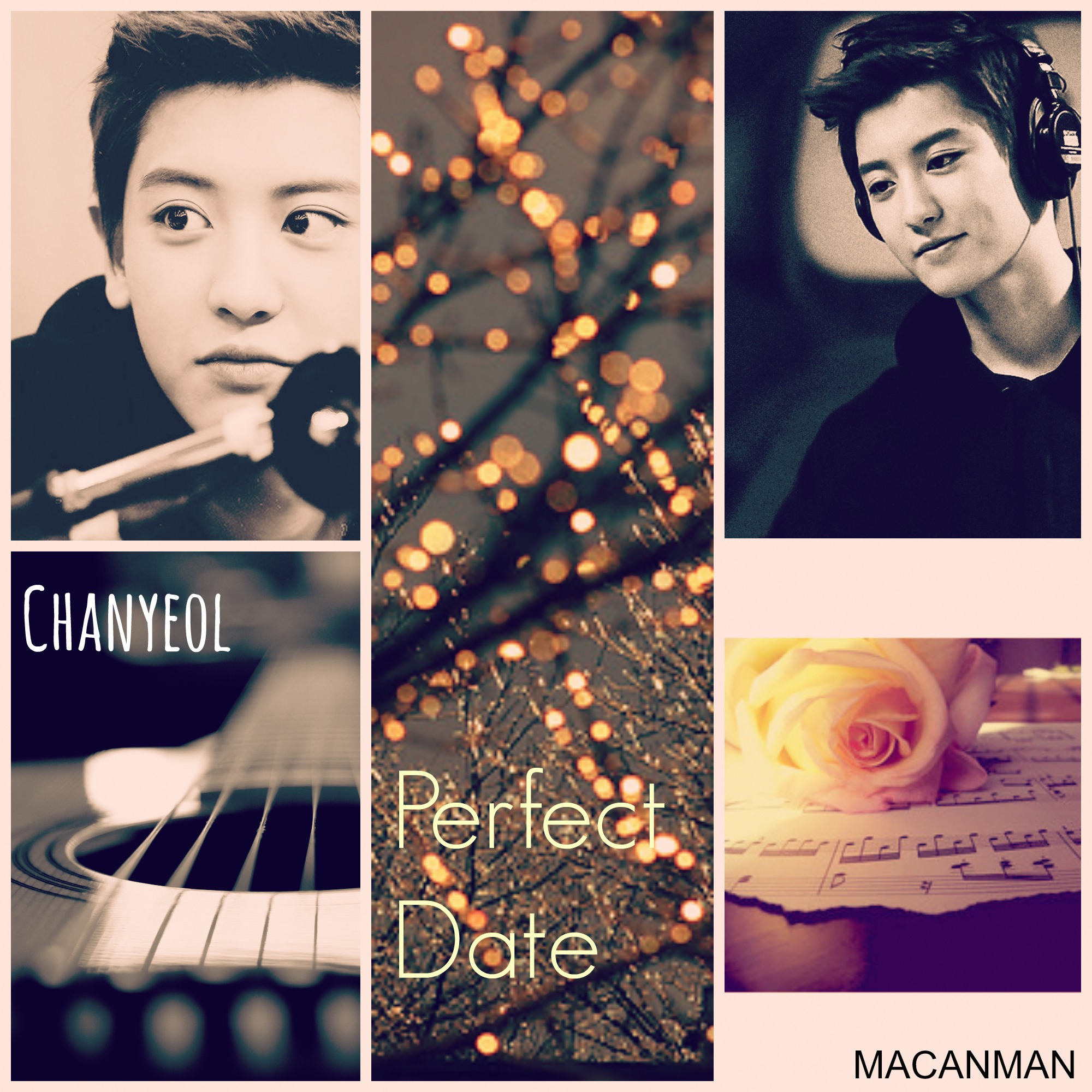 Perfect Date With Chanyeol EXO Fanfiction