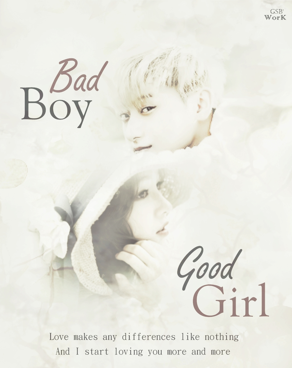 bad girl meets good boy Update: shes a good gill looking to make new friends when they tell her to stay away from the bad boy.