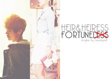 HEIR & HEIRESS SIDE STORY3 POSTER
