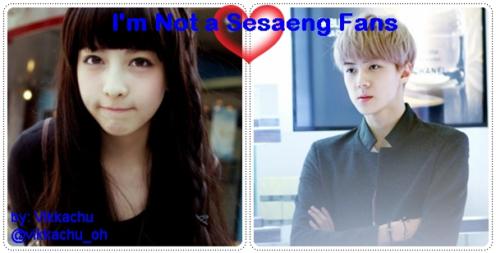 I am Not a Sesaeng Fans
