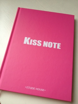 Kiss Note Poster 2