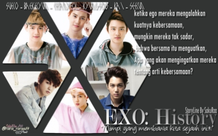 EXO History (New Version) his