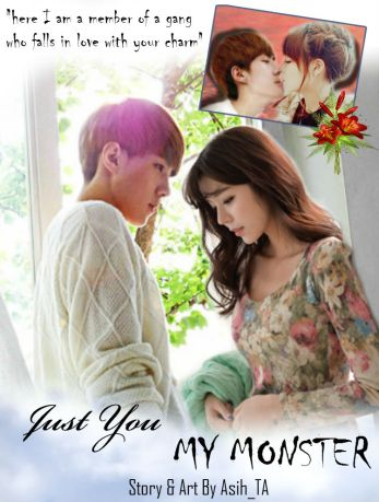 Cover just you my monster chapter 6