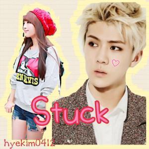 Stuck Poster 2