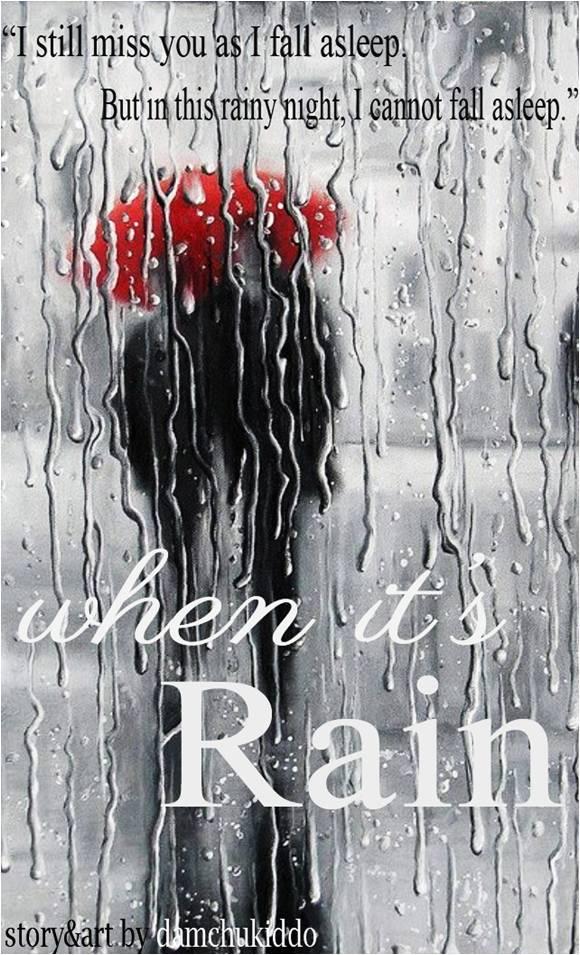 when its rain