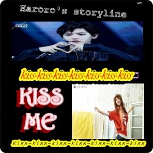 KISS MEposter  Haroro