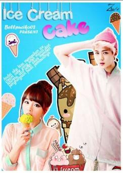 Ice Cream Cake Cover
