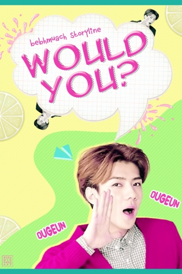 Would You-Poster