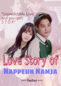 love story of nappeun namja