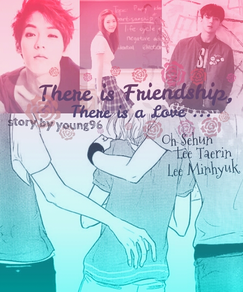 There is Friendship, there is a Love... chapter 4