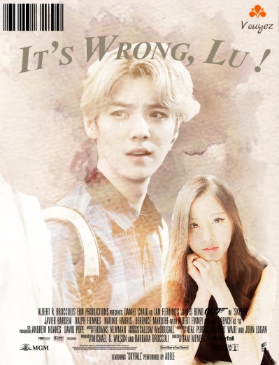 it's wrong lu