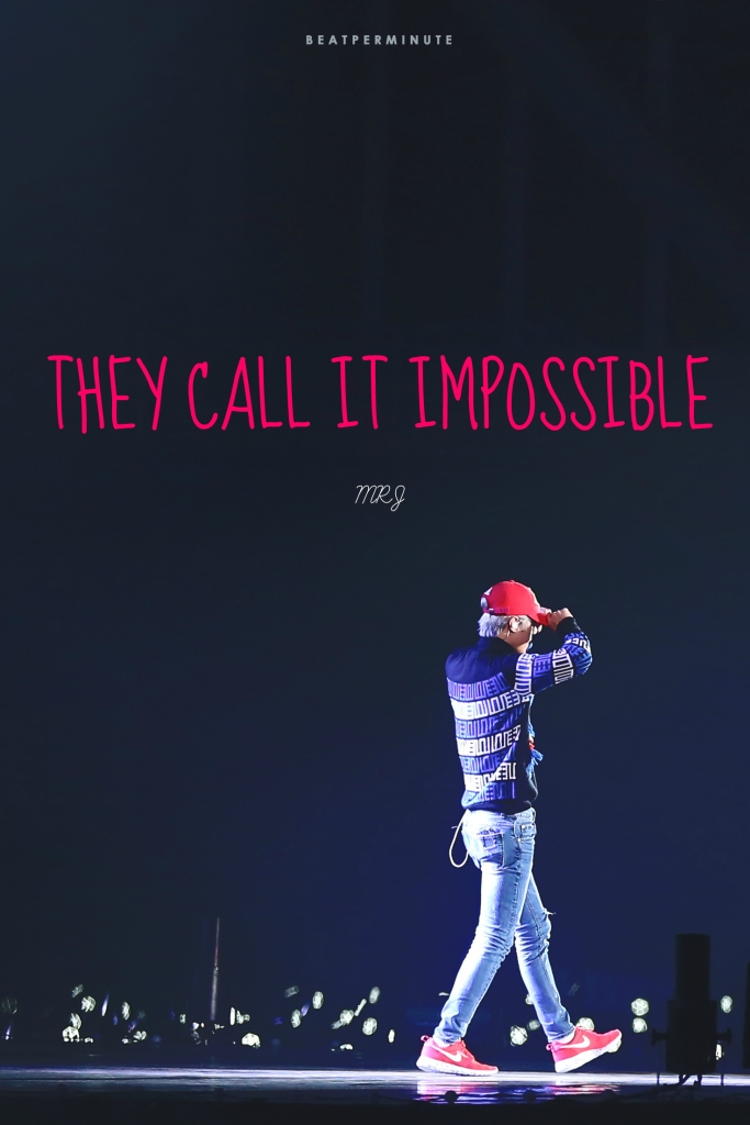 theycallitimpossible
