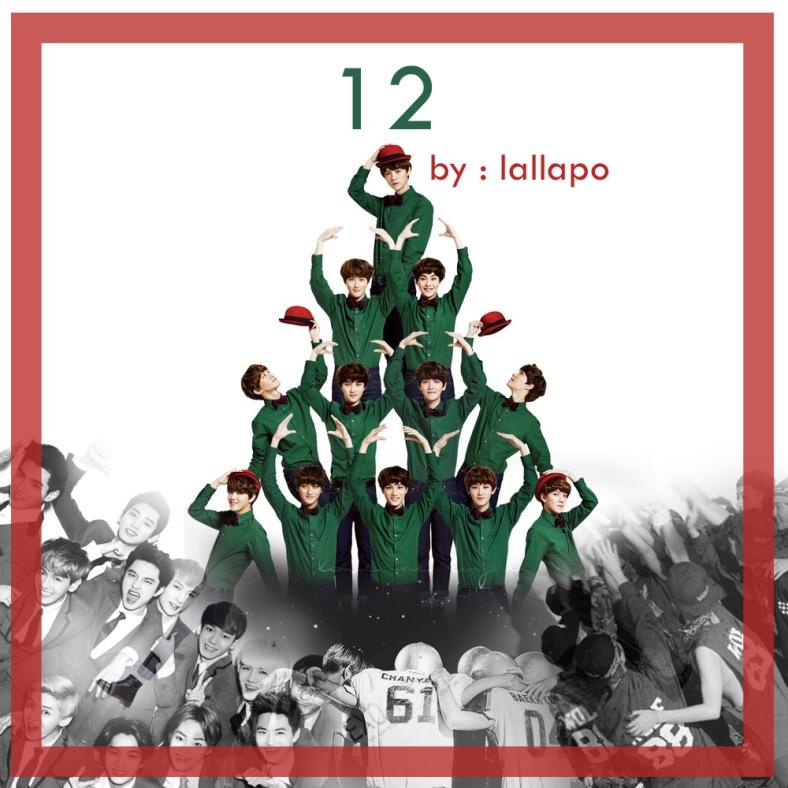 16[DRABBLE] 12