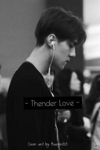 Poster Thunder Love