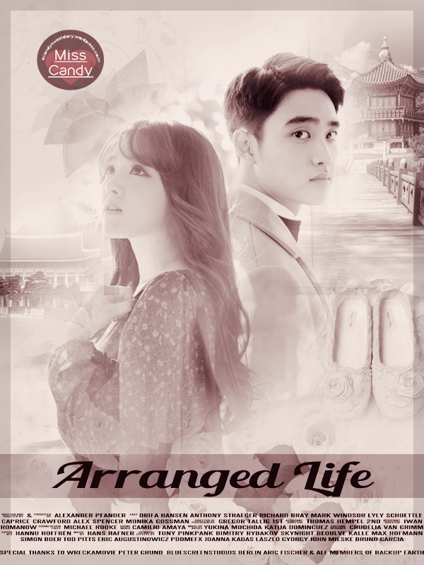 Poster Arranged Life